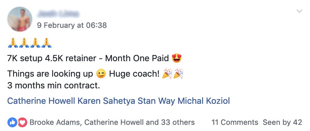 Cat Howell – FB ads Academy 32