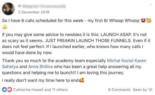 Cat Howell – FB ads Academy 46
